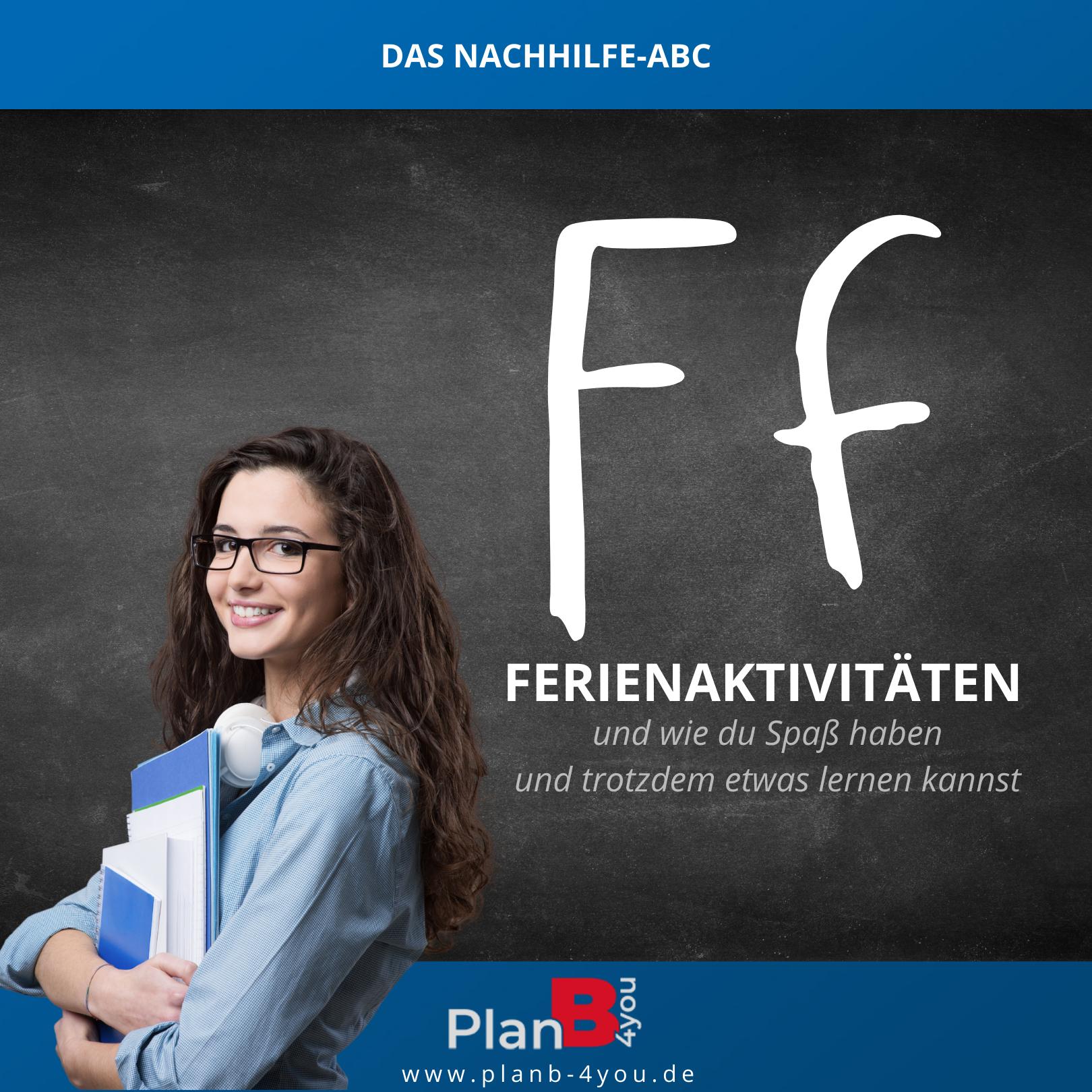 Unser Nachhilfe ABC - A wie aktives zuhören von PlanB